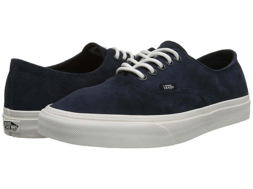Vans - Scotchgard Authentic Decon ((Scotchgard) Blue Graphite) Skate Shoes