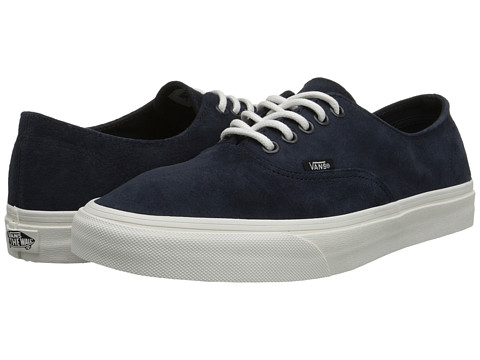 Vans - Scotchgard Authentic Decon ((Scotchgard) Blue Graphite) Skate Shoes
