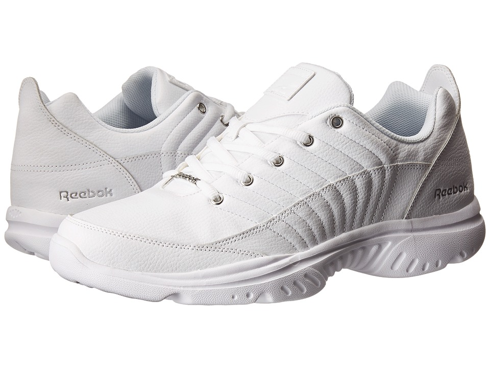 Reebok - Reebok Royal Lumina (White/White/Collegiate Royal) Men