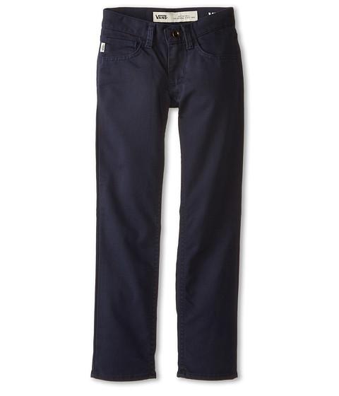 Vans Kids - V56 Standard AV Covina Jeans (Little Kids/Big Kids) (Navy) Boy's Jeans