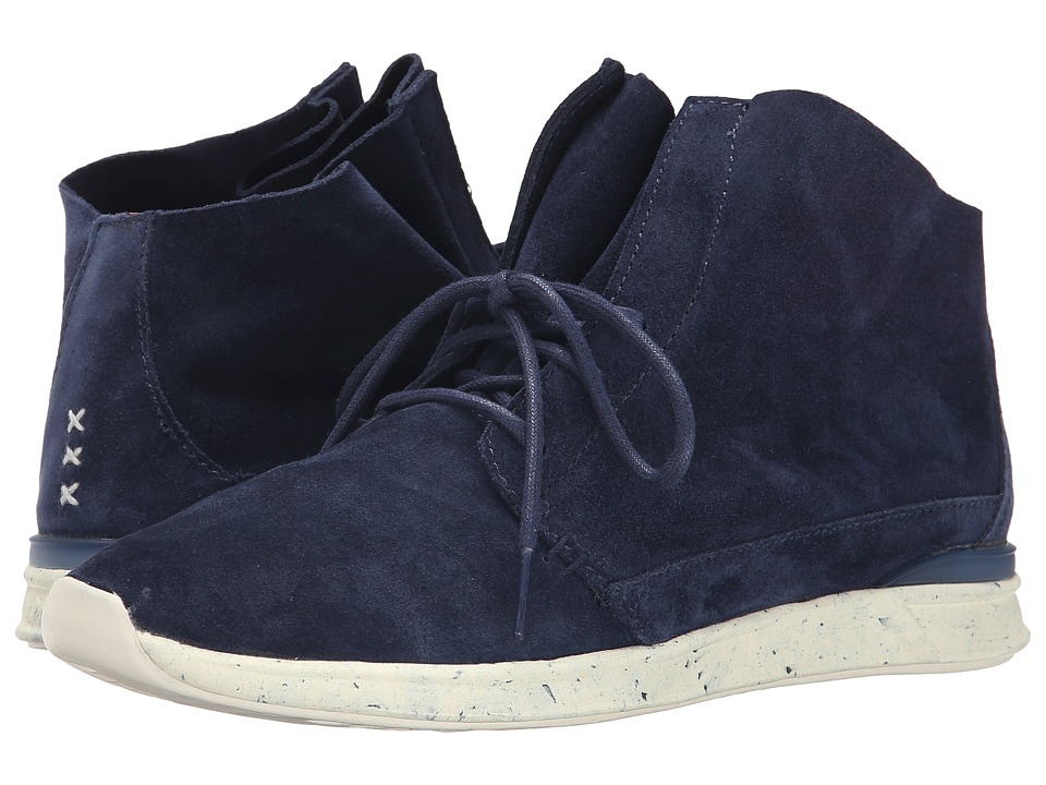 Reef Rover Hi LX (Navy) Women
