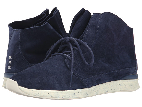 Reef - Rover Hi LX (Navy) Women's Shoes
