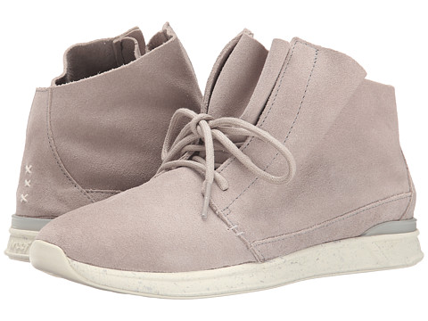 Reef - Rover Hi LX (Light Grey) Women's Shoes