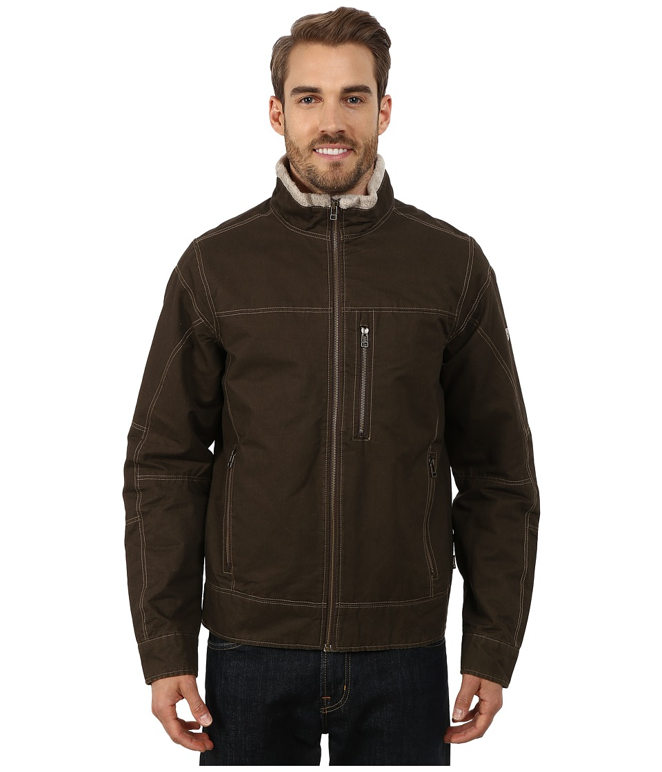 Kuhl - Burr Lined Jacket (Brown) Men