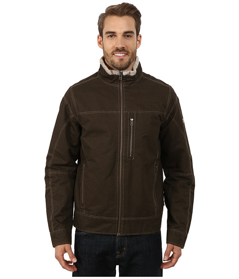 Kuhl - Burr Lined Jacket (Brown) Men's Coat