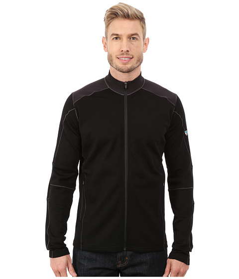 Kuhl - Racr X Full Zip (Black/Coal) Men