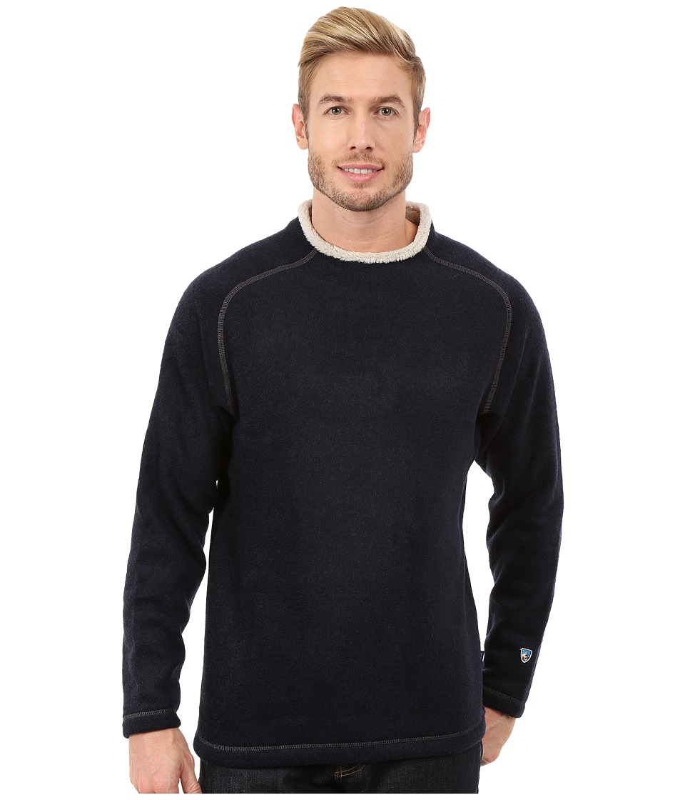 Kuhl - Stovepipe Sweater (Mutiny Blue) Men's Sweater