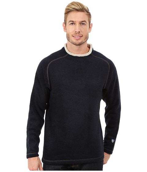Kuhl - Stovepipe Sweater (Mutiny Blue) Men
