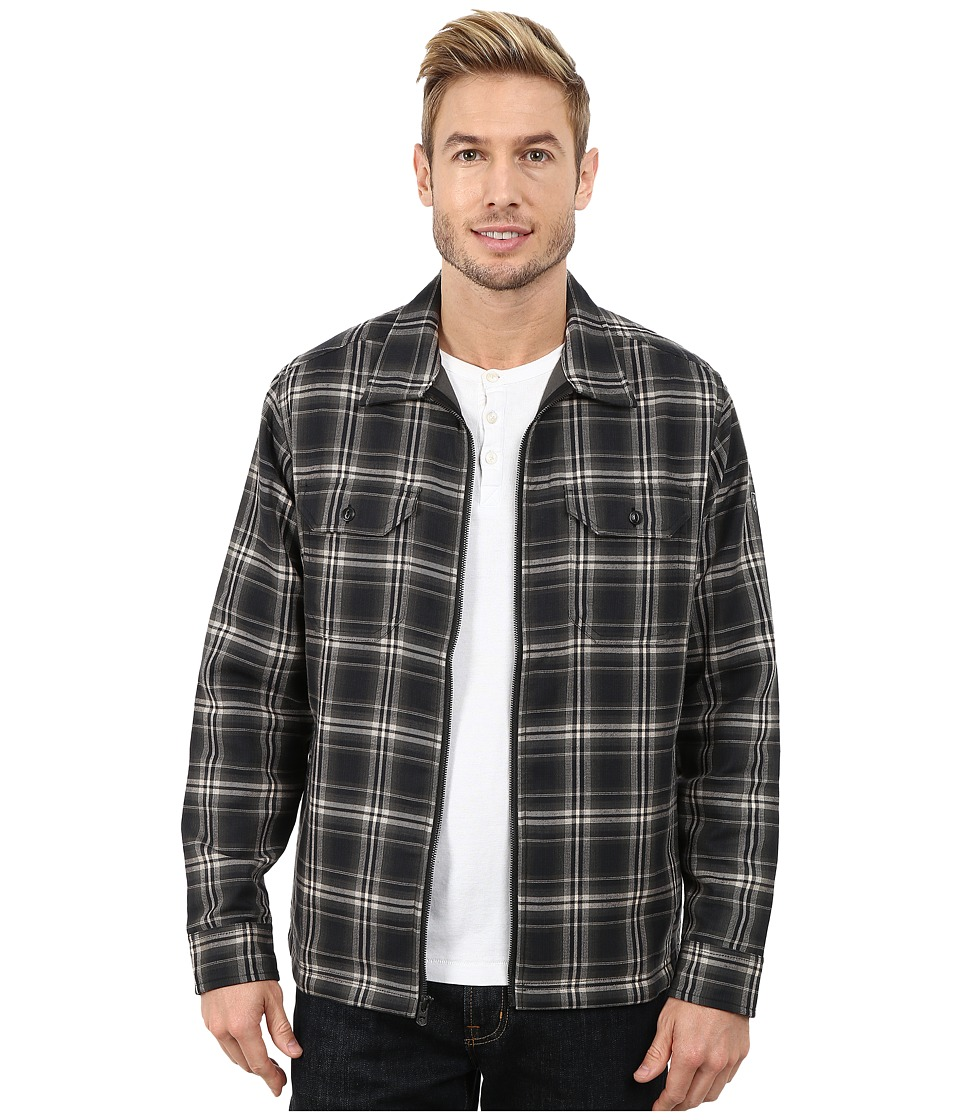 Kuhl - Rogue Flannel Jacket (Carbon) Men's Coat