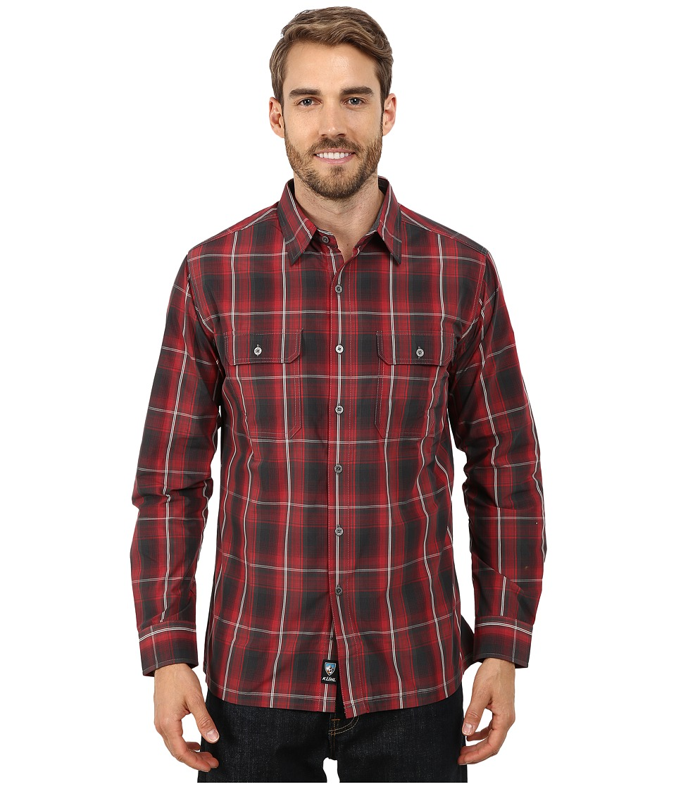 Kuhl - Response L/S (Lumberjack Red) Men