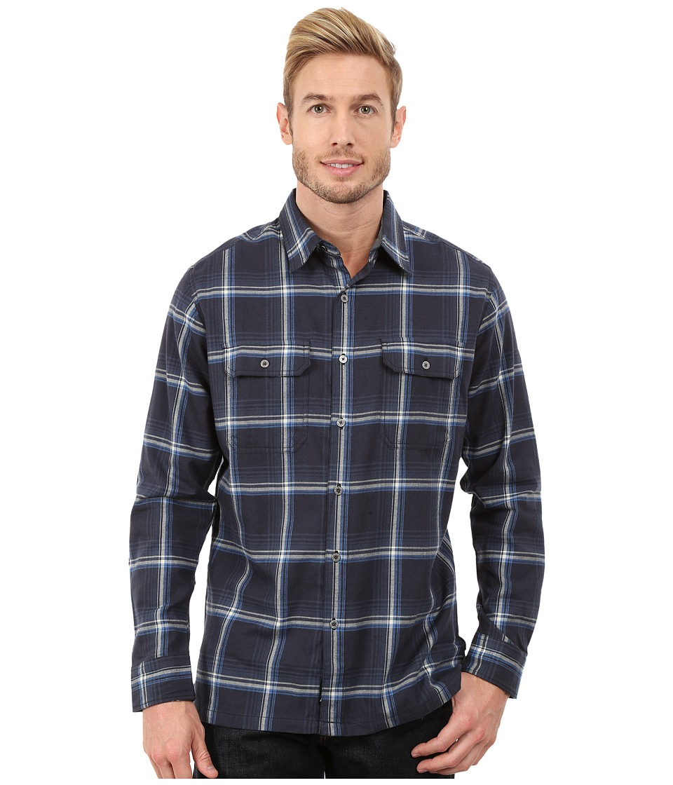 Kuhl - LookOut (Mutiny Blue) Men's Long Sleeve Button Up