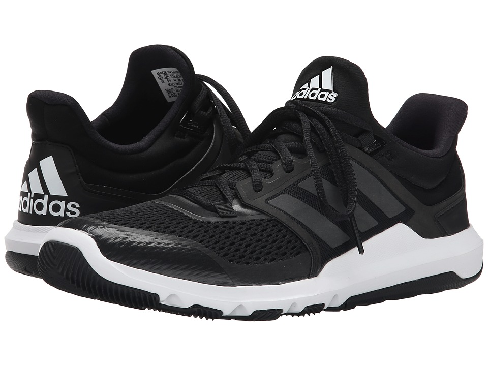 adidas - Adipure 360.3 (Black/Night Metallic/White) Men's Shoes