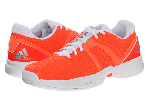 adidas - Sonic Allegra (Solar Red/Silver Metallic/White) Women's Shoes