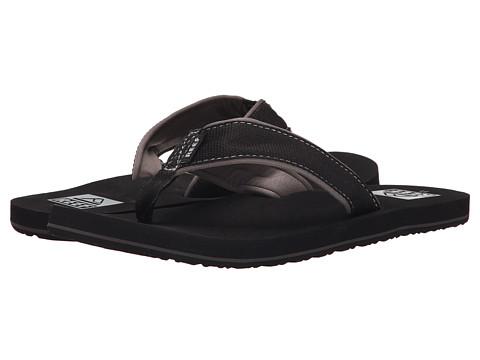 Reef - Leucadian (Black) Men's Sandals