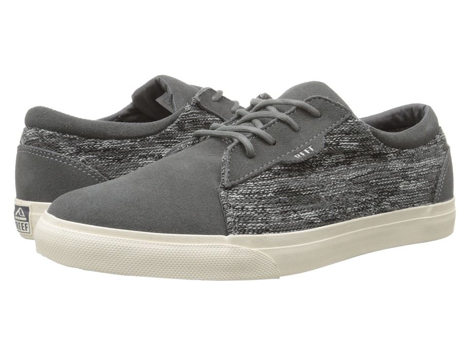 Reef - Ridge Premium (Heathered Grey) Men