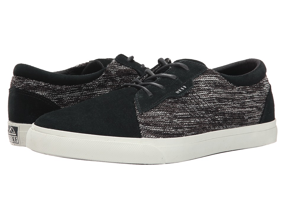 Reef - Ridge Premium (Heathered Black) Men