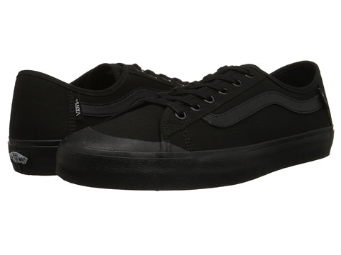 Vans - Black Ball SF (Black Black) Men