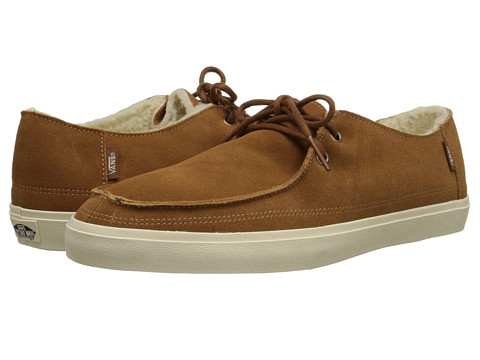 Vans - Rata Vulc SF ((Fleece) Chipmunk) Men