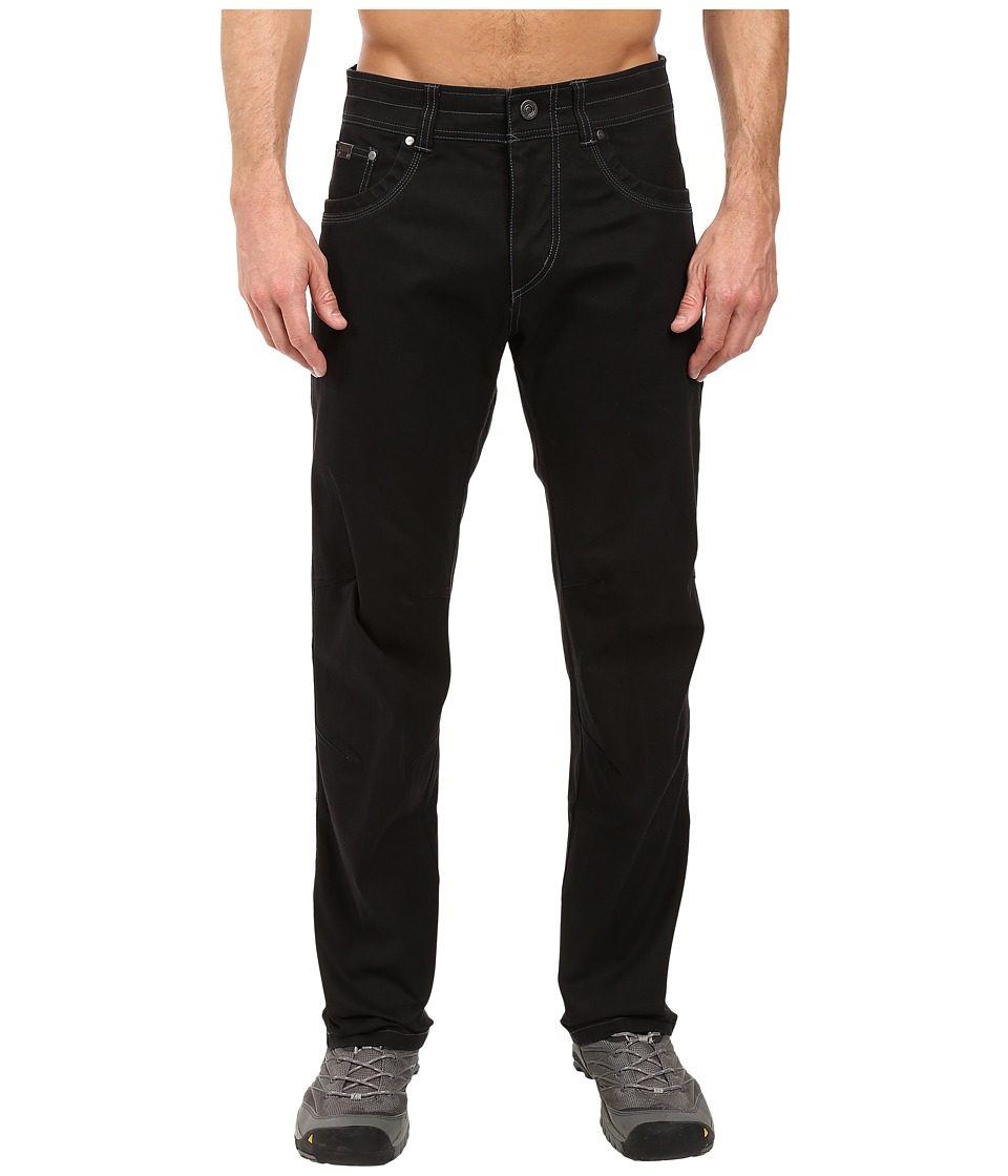 KUHL - Sykeout Kord Pants (Black 'N Blue) Men's Casual Pants