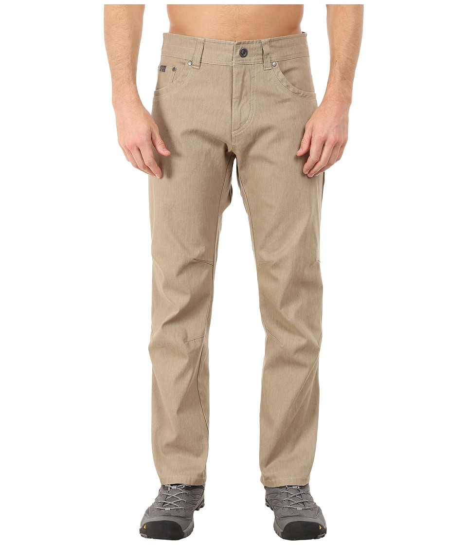 KUHL - Sykeout Kord Pants (Desert Khaki) Men's Casual Pants
