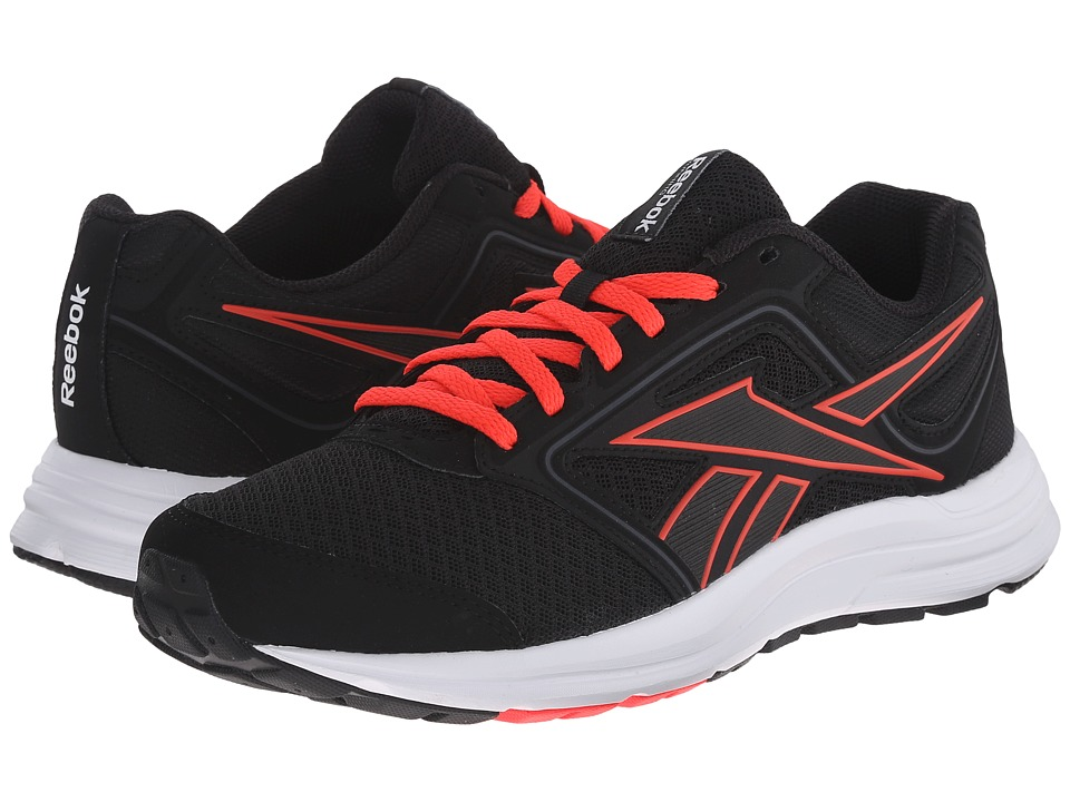 Reebok - Zone Crushrun MT (Black/Neon Cherry/Gravel/White) Women's Running Shoes