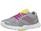 Reebok Yourflex Trainette 7.0 L MT (Flat Grey/Fierce Fuchsia/Semi Solar Yellow/Steel/White)