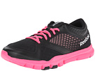 Reebok Yourflex Trainette 7.0 L MT (Black/Quiet Pink/White/Solar Pink)