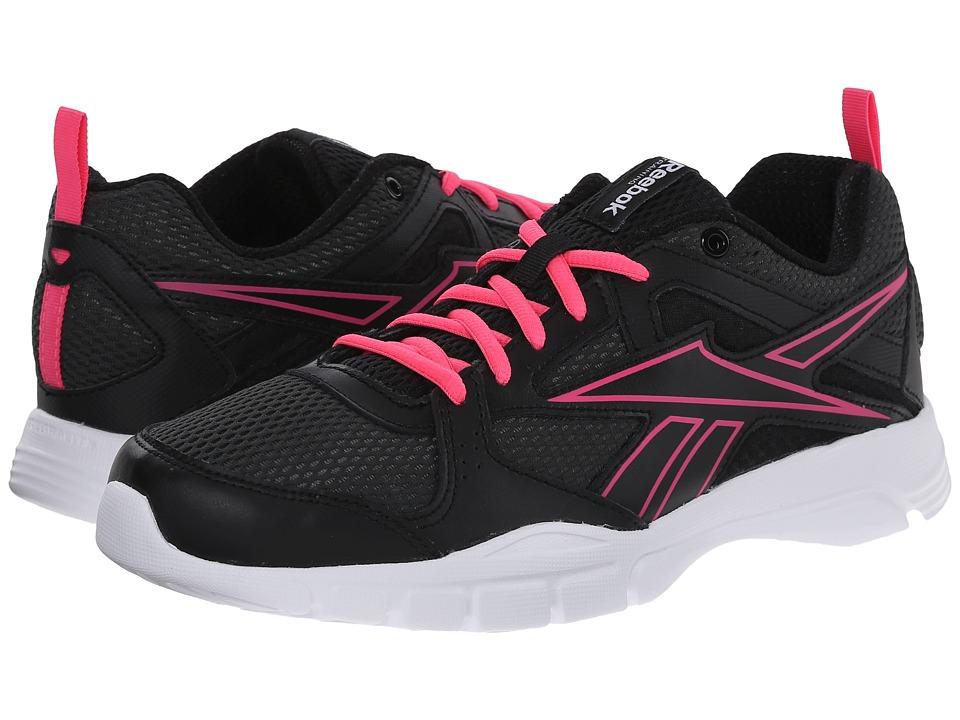 Reebok - Trainfusion 5.0 L MT (Black/Gravel/Solar Pink/White) Women's Shoes