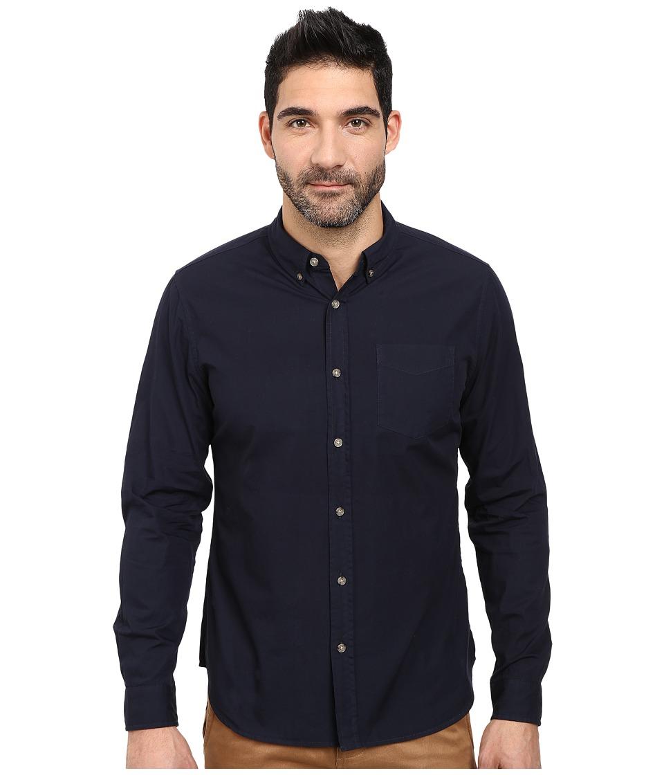 AG Adriano Goldschmied - Nimbus Shirt (Sulfer Night Eclipse) Men