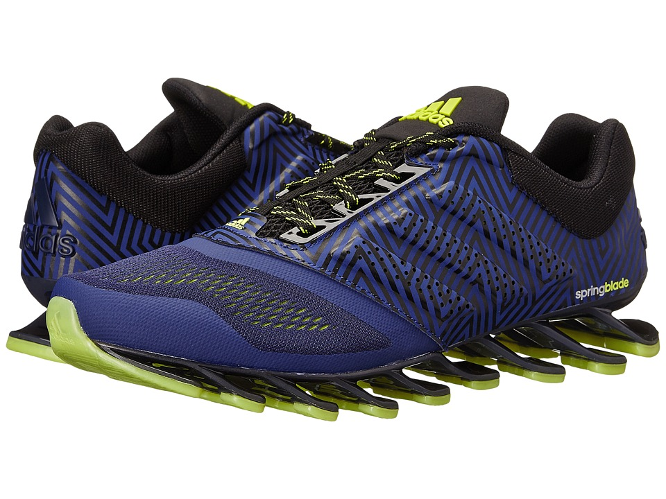 adidas Running - Springblade Drive 2 (Midnight Indigo/Semi Solar Yellow/Black) Men's Running Shoes