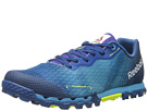 Reebok All Terrain Super 2.0 (Neon Blue/Handy Blue/Instinct Blue/Solar Yellow)