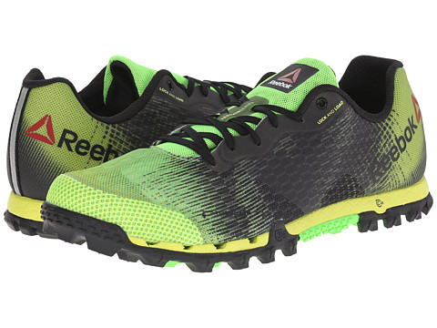 Reebok - All Terrain Super 2.0 (Solar Green/Solar Yellow/Black) Men's Running Shoes