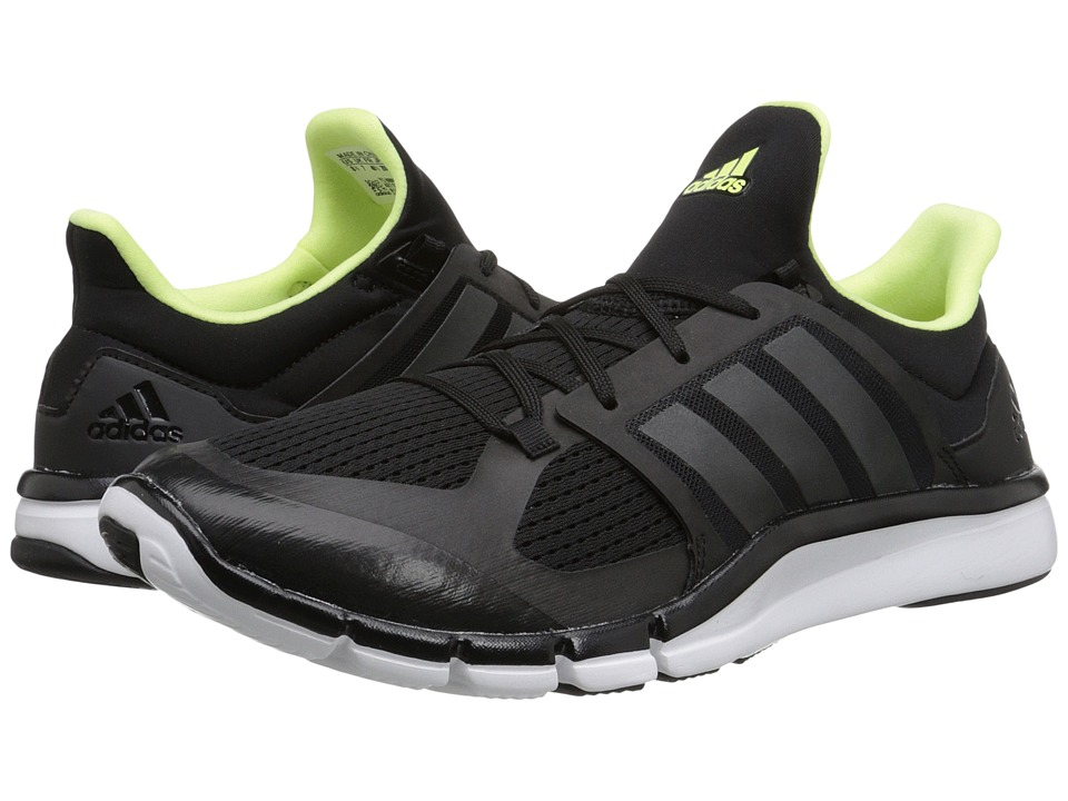 adidas - Adipure 360.3 (Black/Night Metallic/Frozen Yellow) Women's Shoes