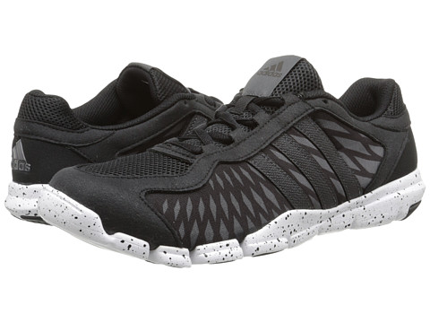 adidas - Adipure 360 Control (Black/Silver Metallic/Solid Grey) Women's Shoes