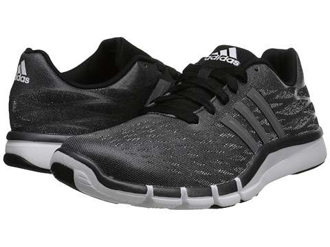 adidas - A.T. 360.2 Prima (Black/Iron Metallic/Night Metallic) Women's Cross Training Shoes