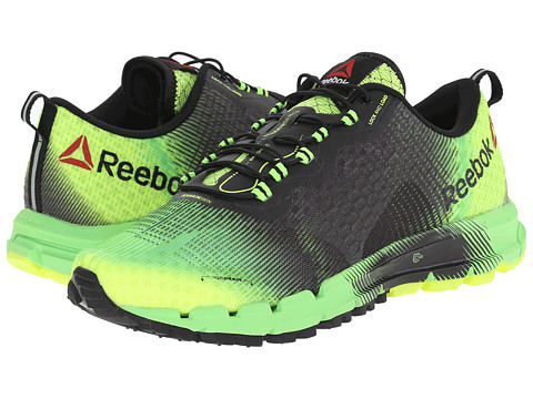 Reebok - All Terrain Thunder 2.0 (Solar Green/Solar Yellow/Black) Men's Running Shoes