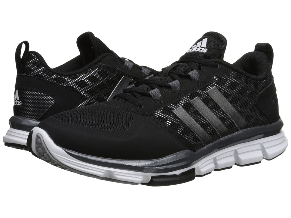 adidas - Speed Trainer 2 (Black/Carbon Metallic/White) Women's Shoes