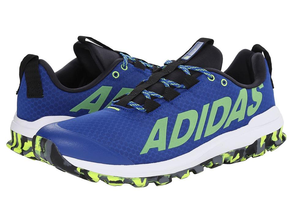 adidas Running - Vigor 6 TR (Collegiate Royal/Solar Yellow/Onix) Men's Running Shoes