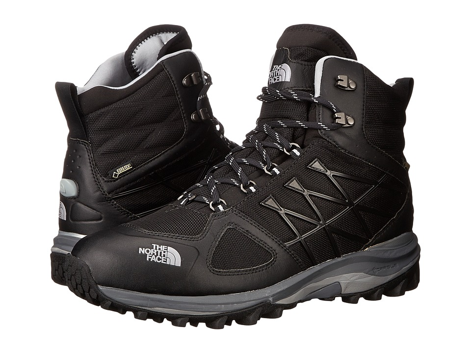 The North Face - Ultra Extreme II GTX (TNF Black/Griffin Grey) Men's Hiking Boots