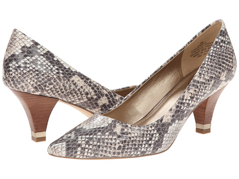 Circa Joan & David - Daily (Natural Snake Synthetic) High Heels