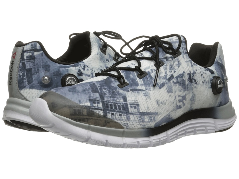 Reebok - ZPump Fusion Pump Urban (Baseball Grey/White/Black) Women's Cross Training Shoes
