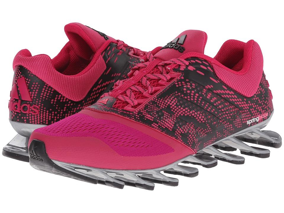 adidas Running - Springblade Drive 2 (Bold Pink/Silver Metallic/Black) Women's Running Shoes