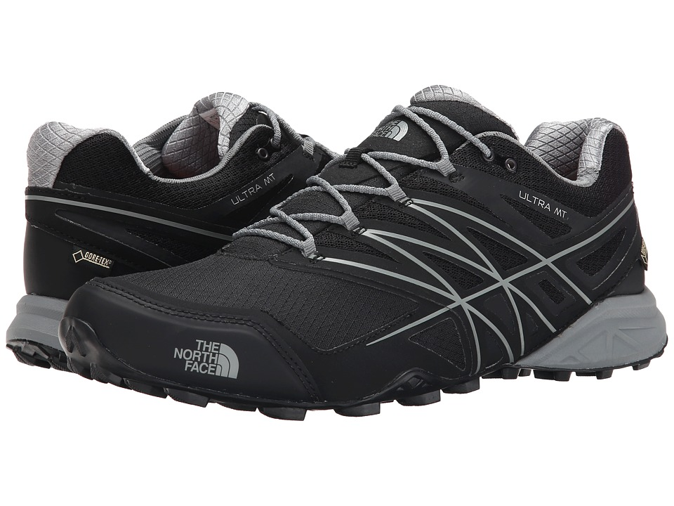 The North Face - Ultra MT GTX (TNF Black/Monument Grey) Men