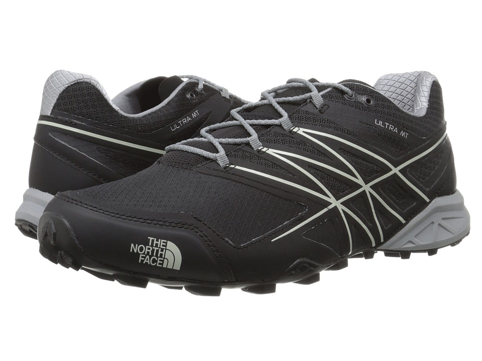 The North Face - Ultra MT (TNF Black/Monument Grey) Men's Shoes