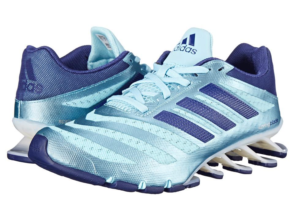 adidas Running - Springblade Ignite (Frozen Blue/Midnight Indigo/White) Women's Running Shoes