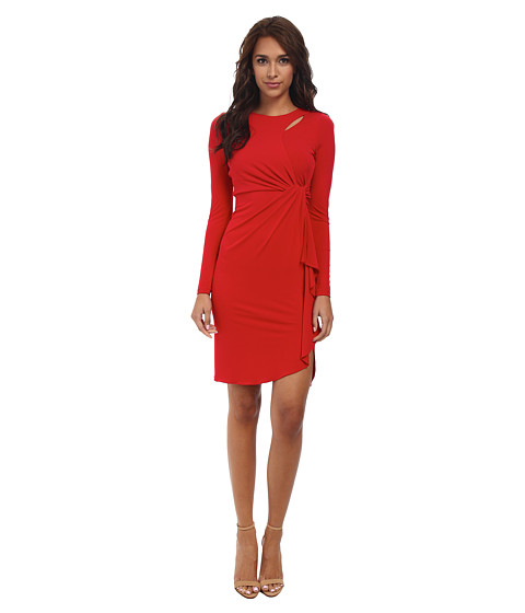 CATHERINE Catherine Malandrino - Terri Dress (Red) Women