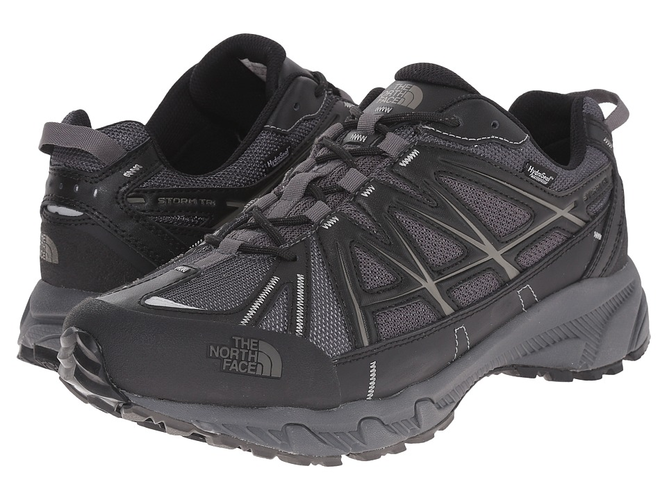 The North Face - Storm TR WP (TNF Black/Dark Shadow Grey) Men