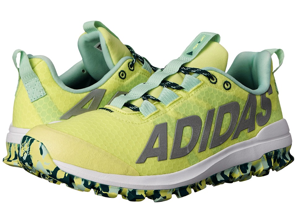adidas Running - Vigor 6 TR (Frozen Yellow/Silver Metallic/Frozen Green) Women's Running Shoes