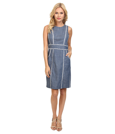 CATHERINE Catherine Malandrino - Jodie Dress (Chambray 2) Women's Dress