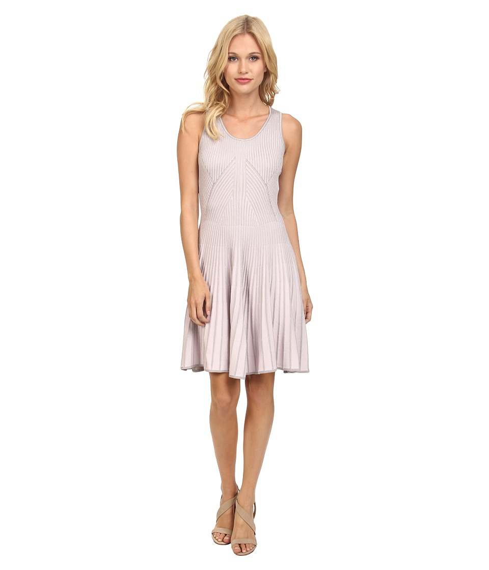 CATHERINE Catherine Malandrino - Vanna Dress (Dusty Rose/Silver) Women's Dress